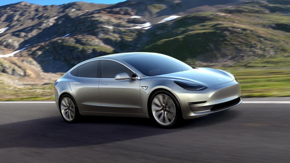 Dette Er Den Nye Folke Teslaen Tesla Motors Bil E24