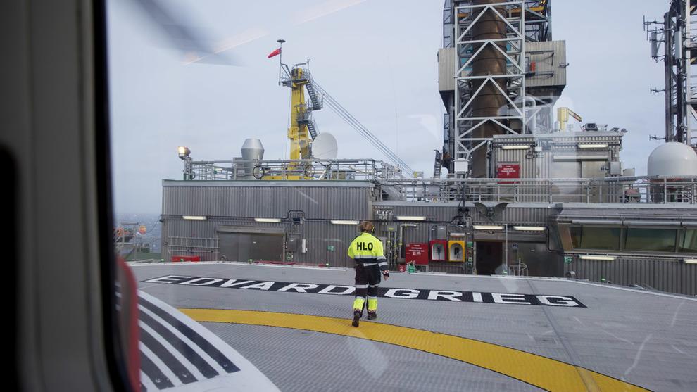<p><b>HAR FÅTT REFUSJON:</b> Oljeselskapet Lundin Petroleum er blant oljeselskapene som har mottatt leterefusjon. Selskapet står bak gigantfunnet Johna Sverdrup og når det kommer i produksjon vil selskapet raskt blir en gigantisk skattebetaler. Bildet er fra selskapets Edvard Grieg-felt.</p>