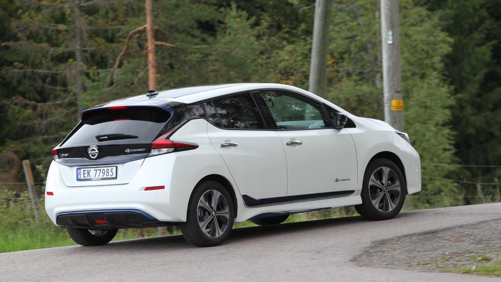 <p><b>TRONER ØVERST:</b> Elbilen<b></b>Nissan Leaf var den mest kjøpte bilen i Norge i 2018.</p>