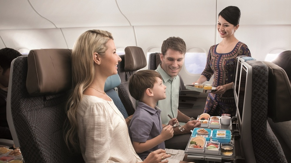 <p>REISENDE BESTEMMER: Tripadvisor bruker en algoritme som rangerer flyselskapene basert på kvantiteten og kvaliteten av reisendes anmeldelser av flyselskapene.</p>