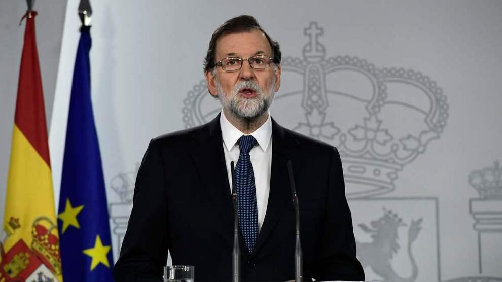 Spanias statsminister vil ikke utelukke å suspendere
