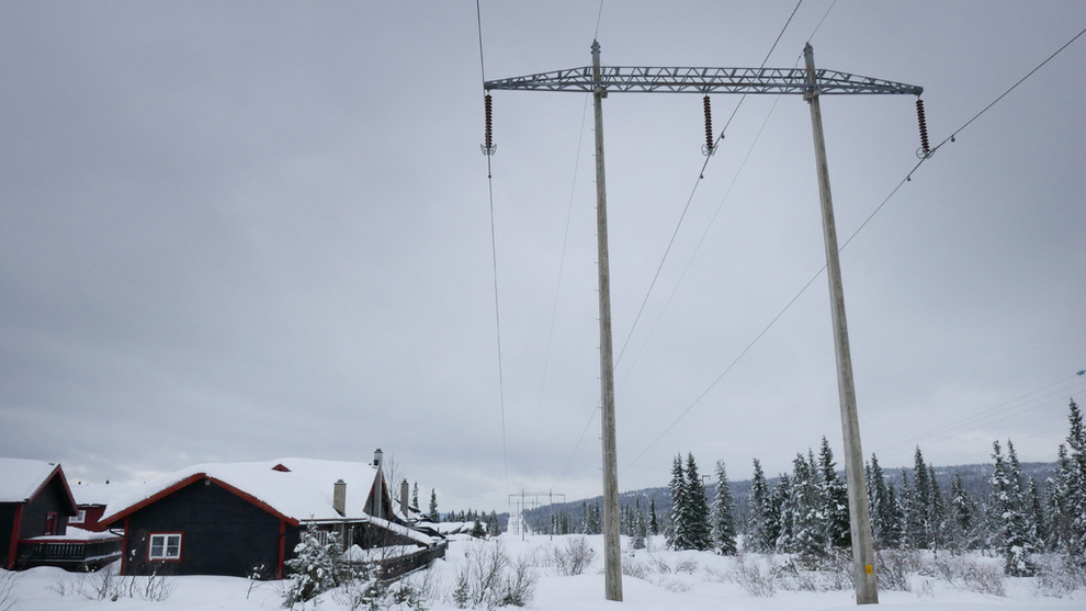 <p><b>TØRT OG KALDT:</b> Værprognosene sier det går mot en tørr og kald vinter i Norge. Det kan gi høyere strømpriser.</p>