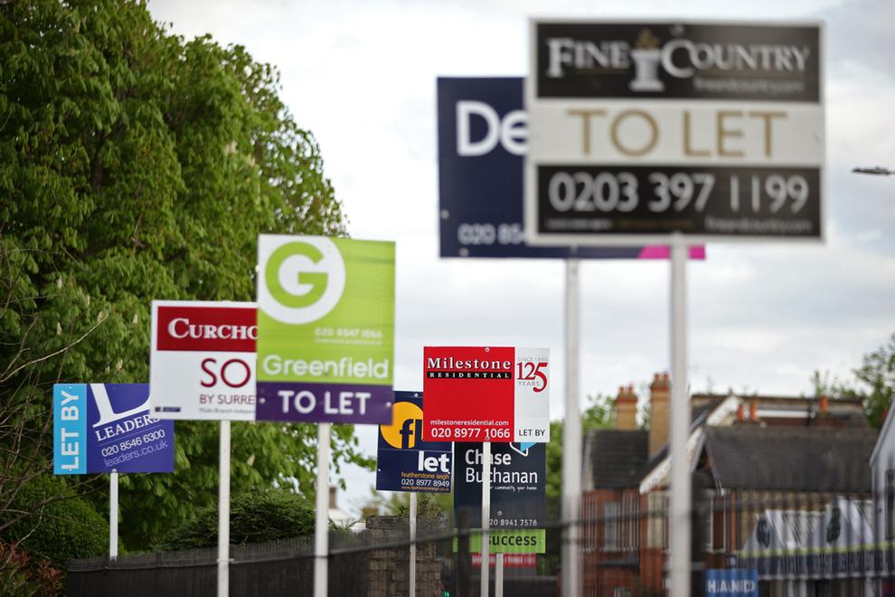 <p><b>STIGER:</b> Leieprisene i London steg med 35 prosent fra 2011 til 2018. Den gjennomsnittlige husleien er nå på nesten 16.000 kroner i måneden.</p>