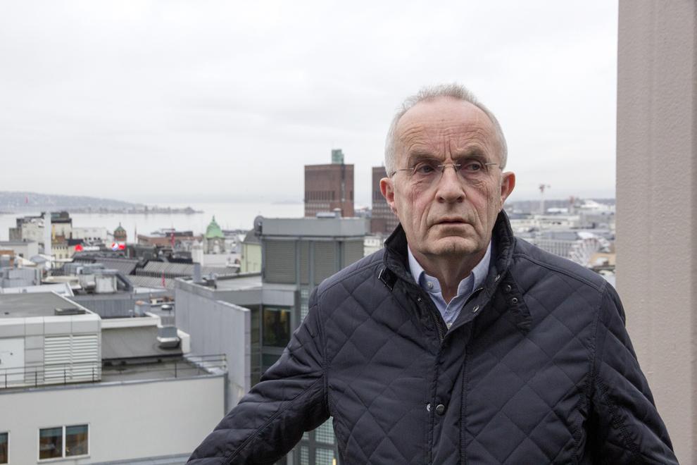 <p><b>BEKYMRET:</b> Jon Harald Nordbrekken kjenner bransjen fra innsiden og tror stadig flere kunder i forbruksbankene vil få betalingsproblemer.</p>