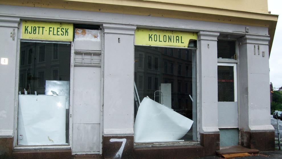 <p><b>KONK</b>: Bisnode forventer et konkursrush i april. Her en nedlagt kolonialbutikk i Øvrefoss på Grünerløkka i Oslo fra 2010.</p>