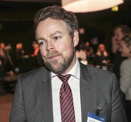 <p>Næringsminister Torbjørn Røe Isaksen.</p>