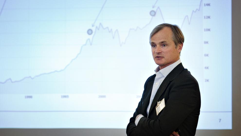 <p>Investor, milliardær og trader Øystein Stray Spetalen er en av flere bemidlede nordmenn som har kjøpt seg opp i Norwegian</p>