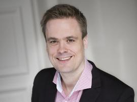 <p>Endre Jo Reite er kredittsjef i Sparebank1 SMN</p>