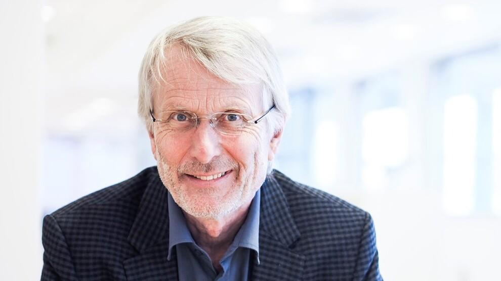 <p><b>DETALJHANDEL:</b> Sjeføkonom Lars Haartveit i Virke presenterer nye prognoser for detaljhandelen i Norge onsdag.</p>