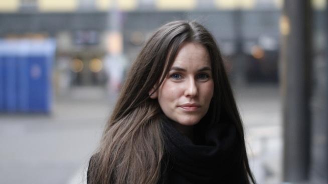 <p><b>SPENT FØR DRAGHI-SHOW:</b> Ingvild Borgen Gjerde, strateg i Nordea</p>