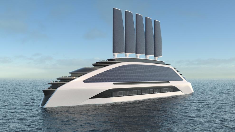 <p>GRØNNER CRUISEFART: NCE Maritime CleanTech vil gjøre cruisefarten grønn, og har fått med seg gigantrederier som Royal Caribbean Cruises og Carnival Corporation for å utvikle nytt konsept. Skipet på bildet skal kunne seile i norske fjorder fra 2030.</p>