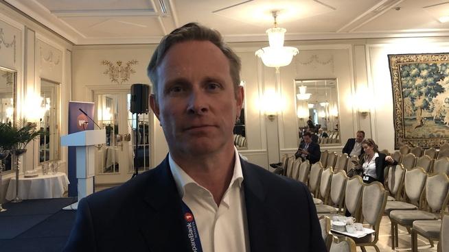 Styreleder Martin Nes i Standard Drilling.