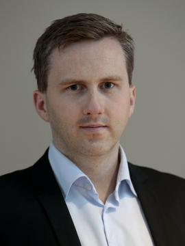 <p>Ole Andre Kjennerud, makroøkonom i DNB Markets</p>