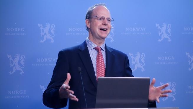 <p><b>I OSLO:</b> Nestleder (deputy director) Paul Simons i Det internasjonale energibyrået IEA</p>