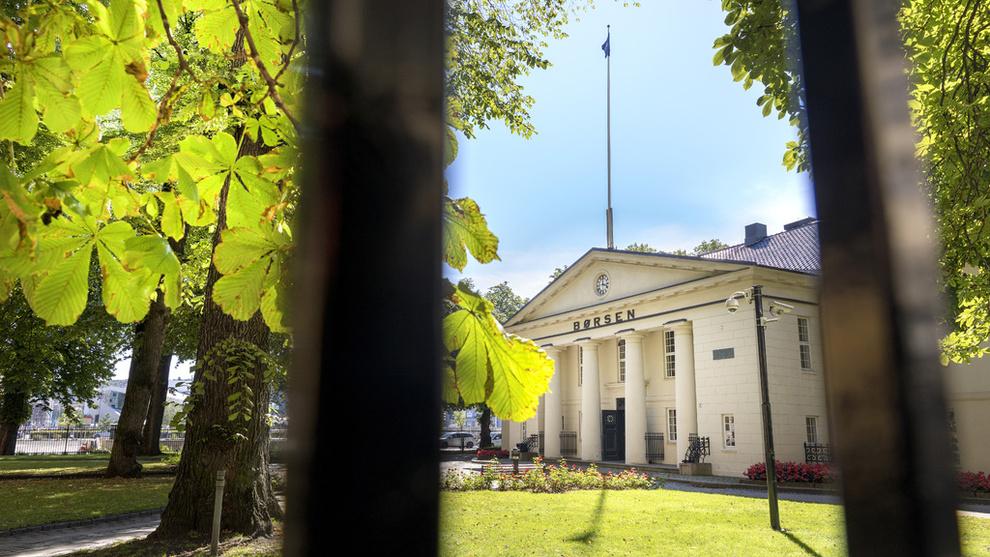 <p><b>OPPGANG:</b> Oslo Børs har lagt bak seg et sterkt første halvår.</p>