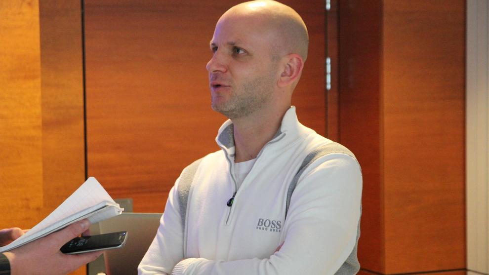 <p><b>FLYTTER:</b> Toppsjef i Gaming Innovation Group Robin Reed ser frem til å noteres på Nasdaq i Stockholm som har blitt en hub for gamblingselskaper. Selskapets hovedkvarter er på Malta.</p>