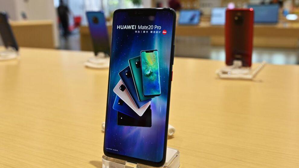 <p><b>I VINDEN:</b> Mobiloperatøren Huawei har fått den kalde skulderen fra en rekke vestlige land.</p>