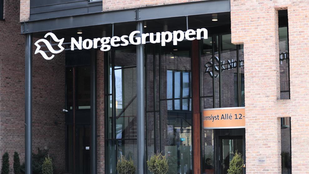<p><b>GEBYR PÅ VEI:</b> Konkurransetilsynet varsler gebyr på 20. mill. til Norgesgruppen. Her fra hovedkontoret på Skøyen i Oslo.</p>