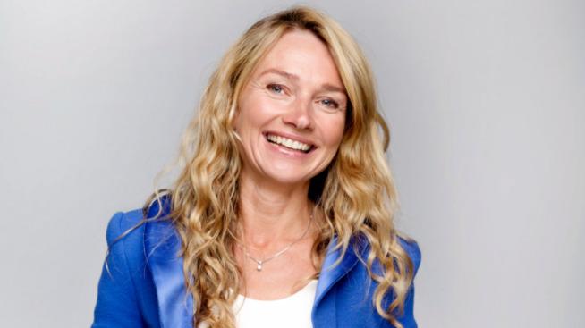 <p><b>VAR VILLIG TIL Å UNDERSØKE PRAKTIKANT-MULIGHET:</b> HR-direktør Yvonne Fosser.</p>