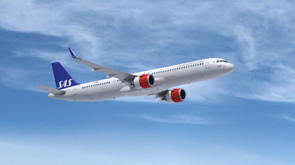 SAS bestiller tre nye Airbus A321LR fra et leasingselskap. Flyene skal i trafikk i 2020 og er mindre enn tradisjonelle langdistansefly, men kan fortsatt fly over Atlanterhavet