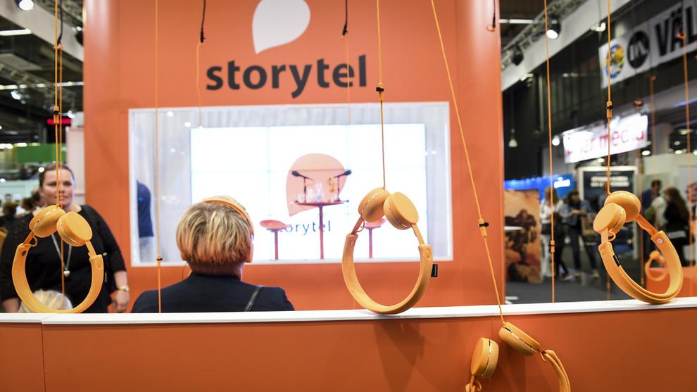 <p><b>GÅR MOT MILLIONEN:</b> Storytel har tusenvis av lyttere i Norge, og tror selskapet globalt vil passere én million betalende kunder ved utgangen av tredje kvartal.</p>