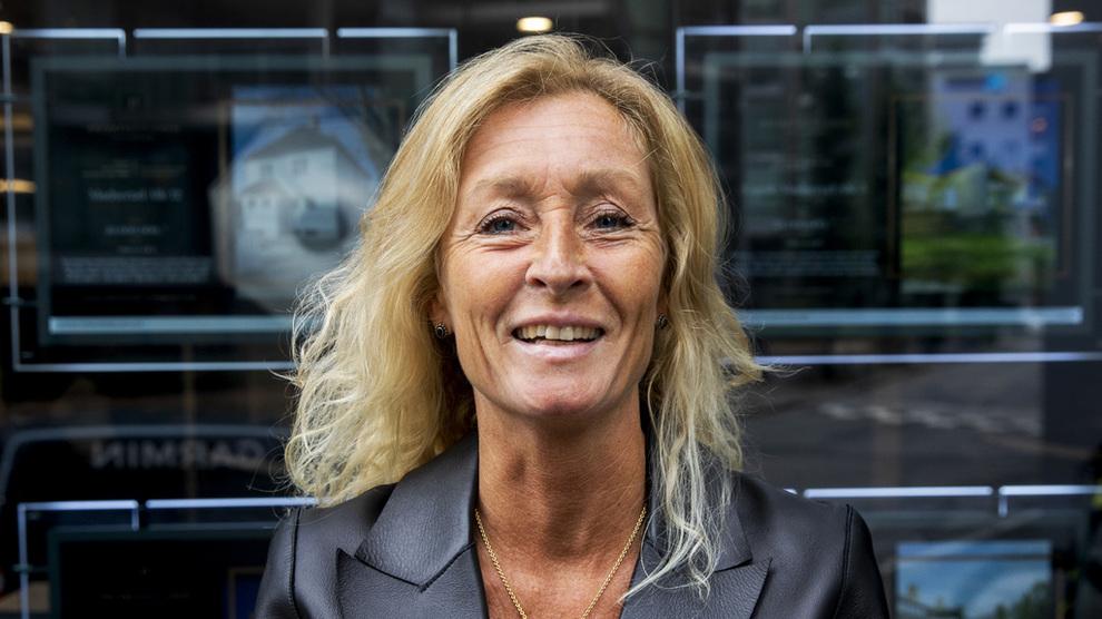 <p><b>OVERRASKET:</b> Grethe Meier, administrerende direktør i Privatmegleren.</p>