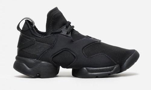 svarte sko