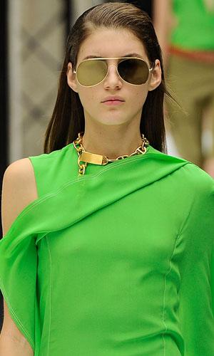 Solbrille catwalk