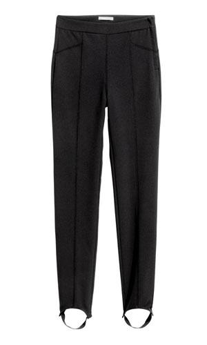 Bukse med strikk