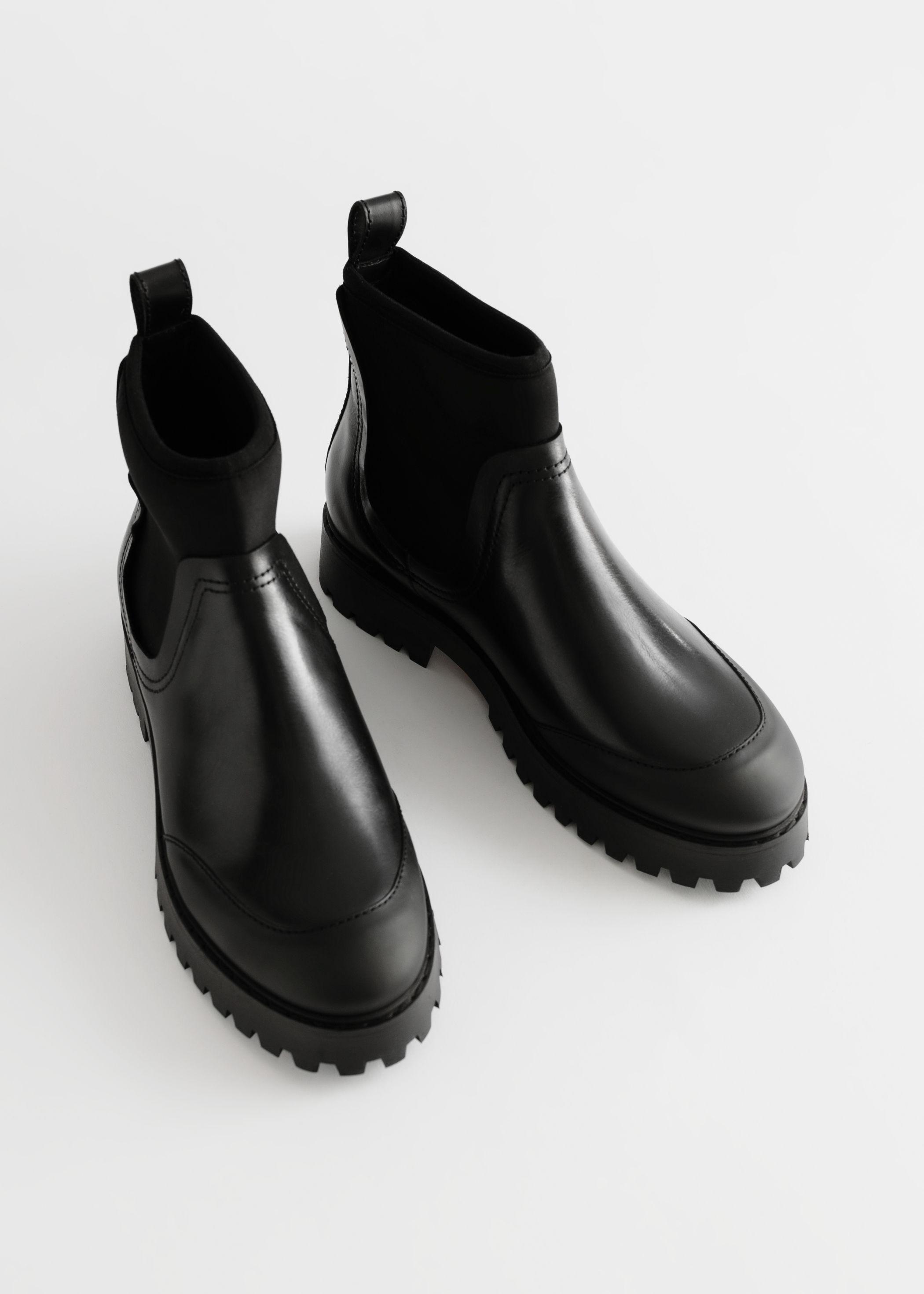 Vinterens trendsko - boots