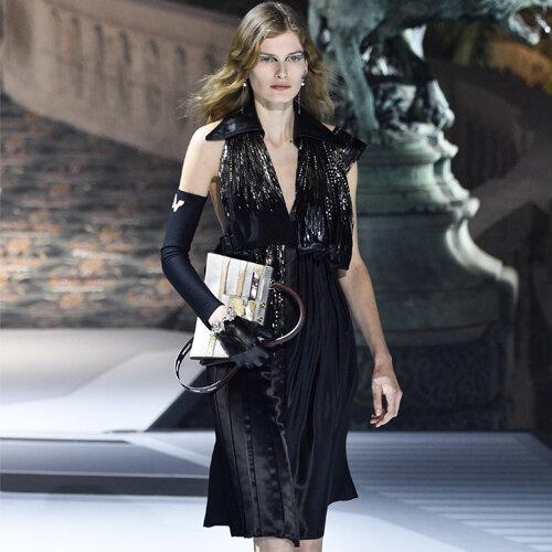 Norske modeller i Paris