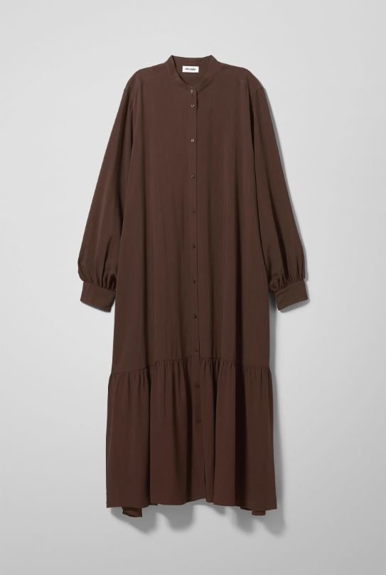 Høst kjole 2019