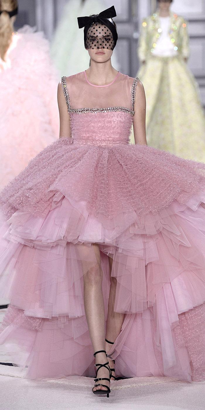 Paris haute couture giambattista valli
