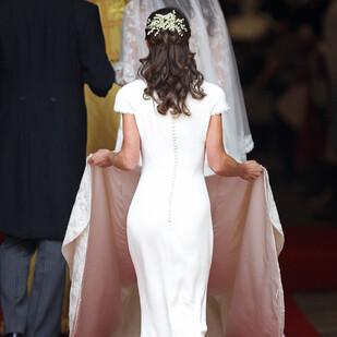 933602a0 KJENDIS OVER NATTEN: Hertuginne Kates søster Pippa Middleton ble særlig  kjent for sin veldreide bakdel