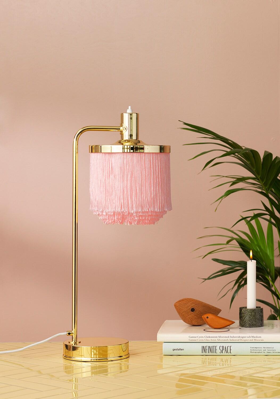60-tallsinspirert bordlampe