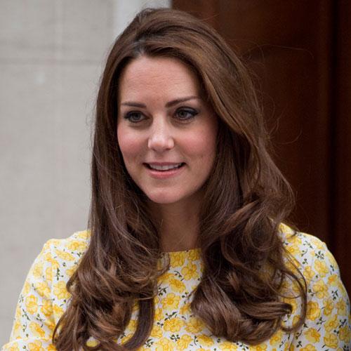 Kate hår