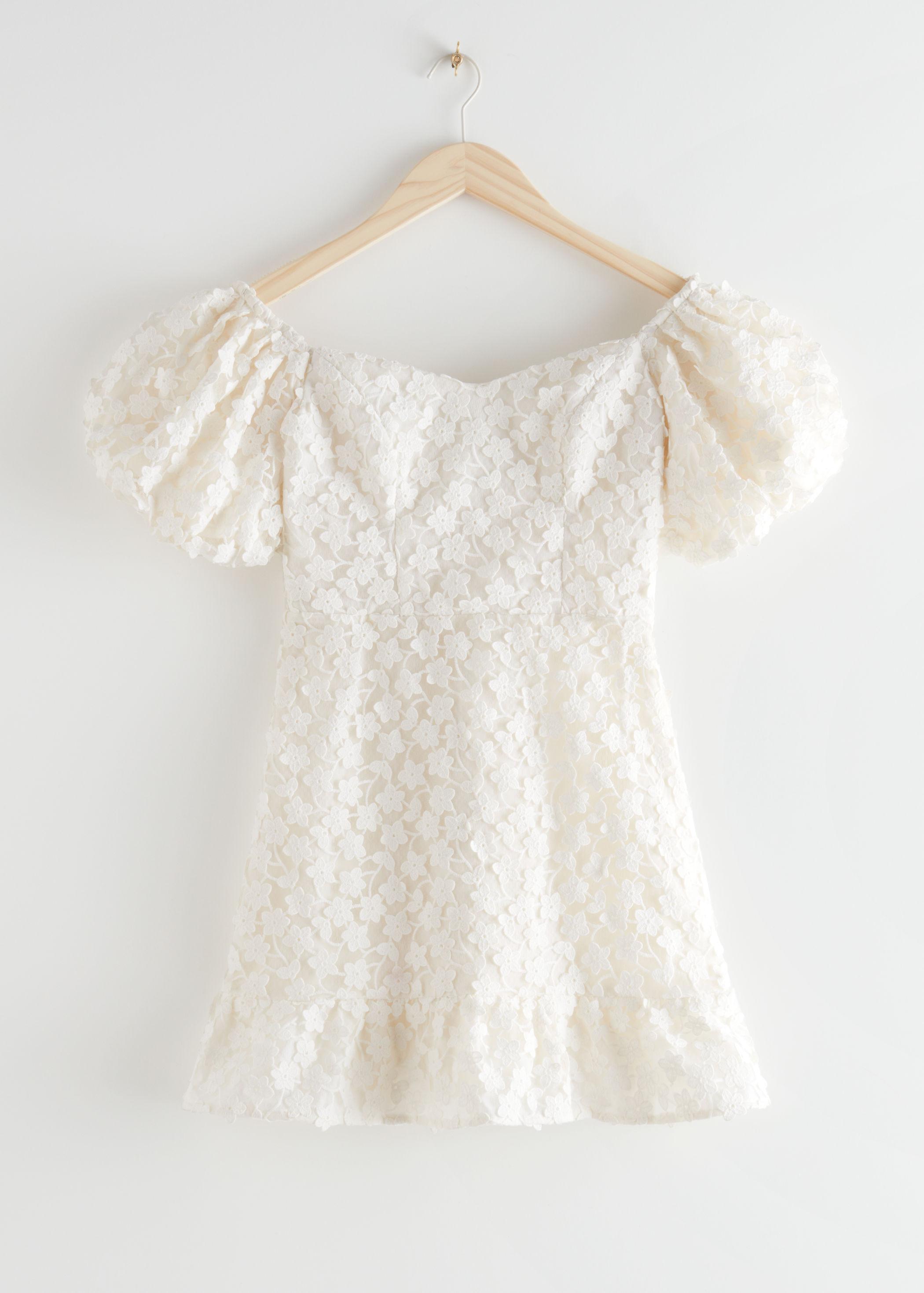 Hvite kjoler 3