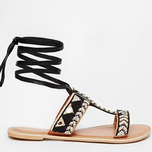 sandaler flate 2015
