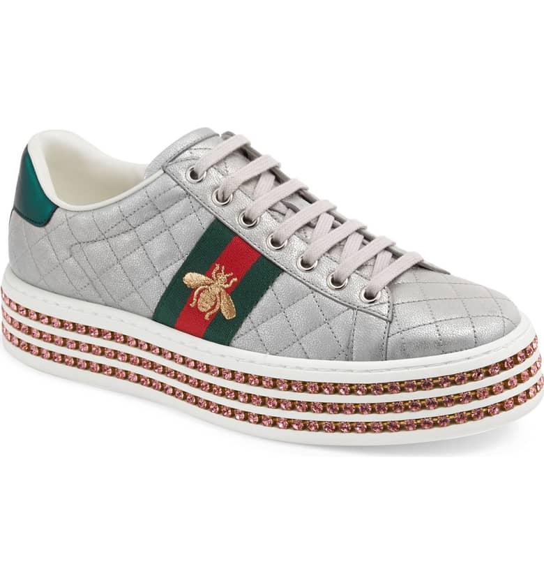 Sneakers -plattforms