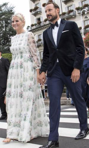 Mette-Marits jetsetgarderobe i Monaco-bryllup