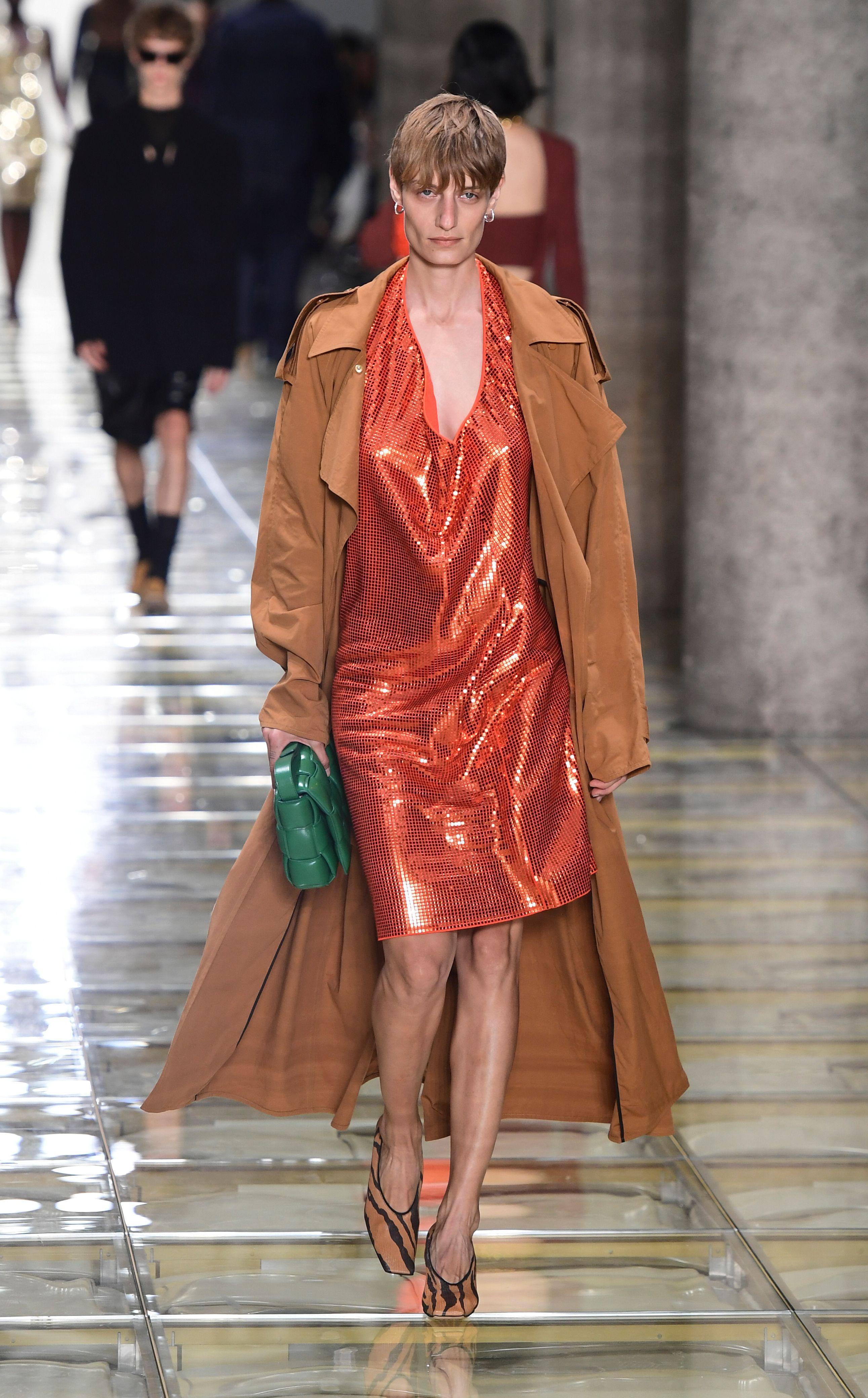 Bottega Veneta SS 20 kjoler