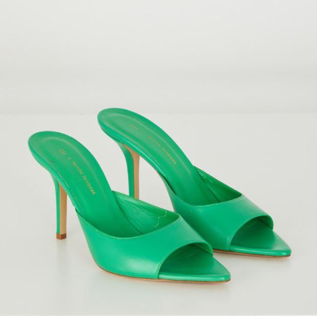 Høye hæler fra designsamarbeid