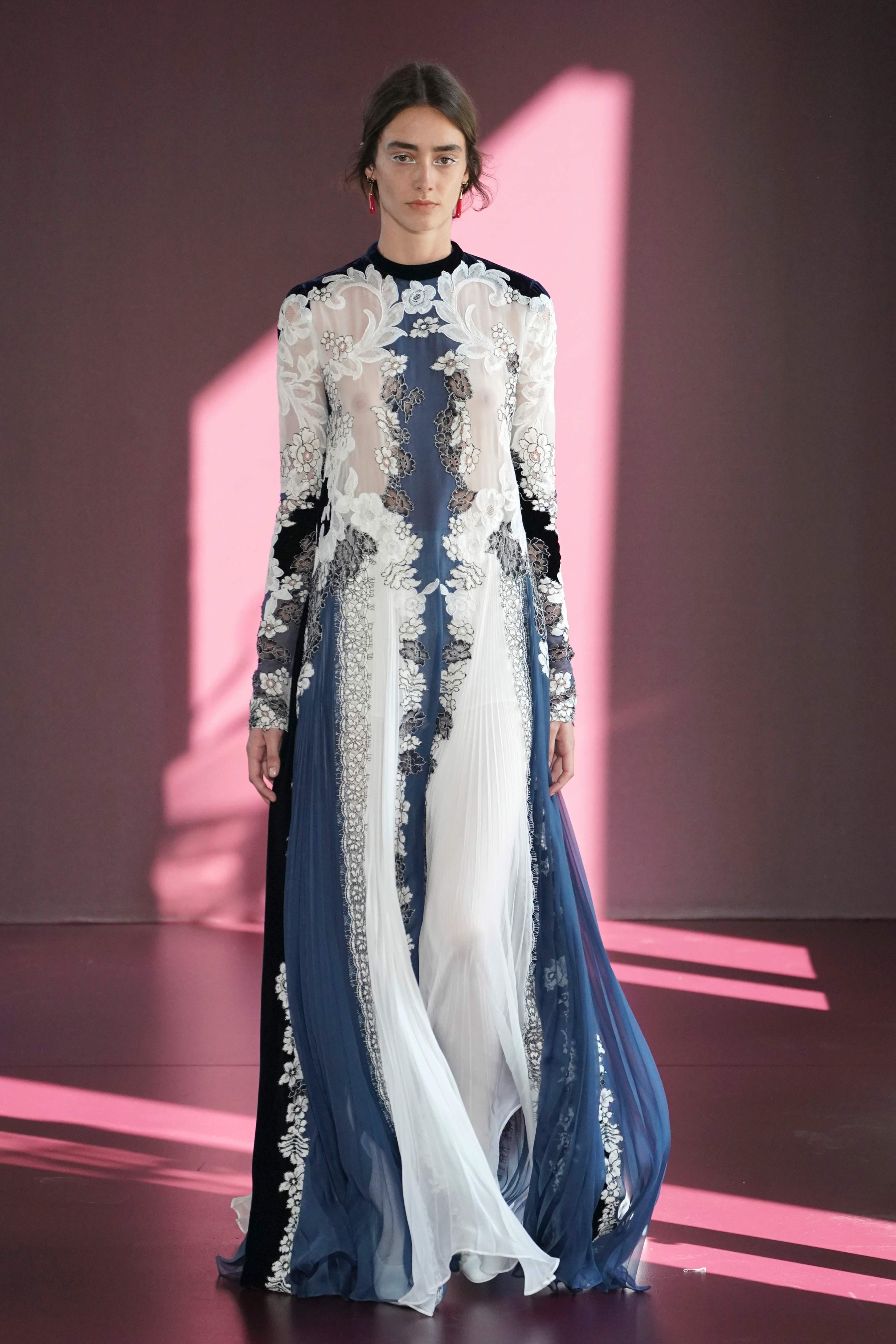Valentino Haute Couture, fall 2017.
