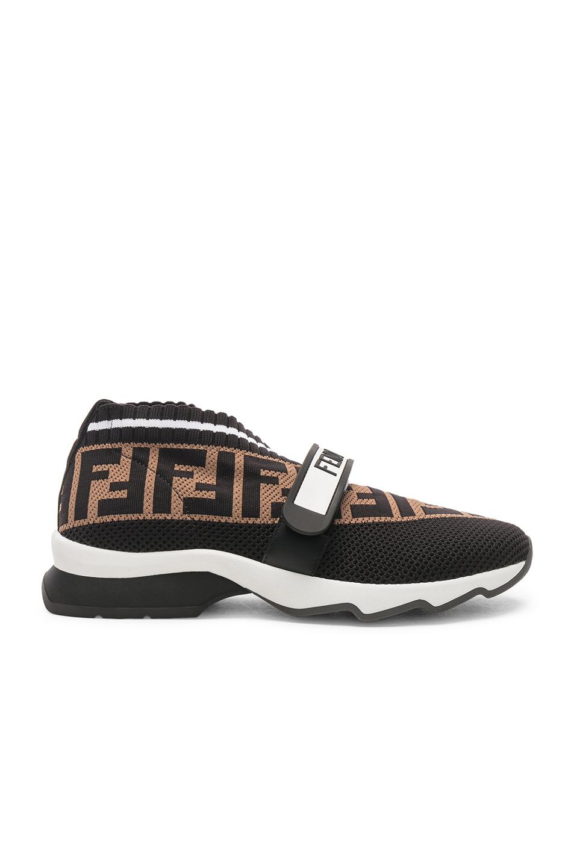 Sneakers borrelås