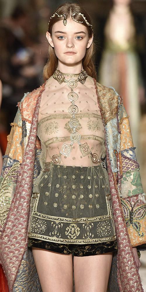 Valentino haute couture spring/summer 2016. F