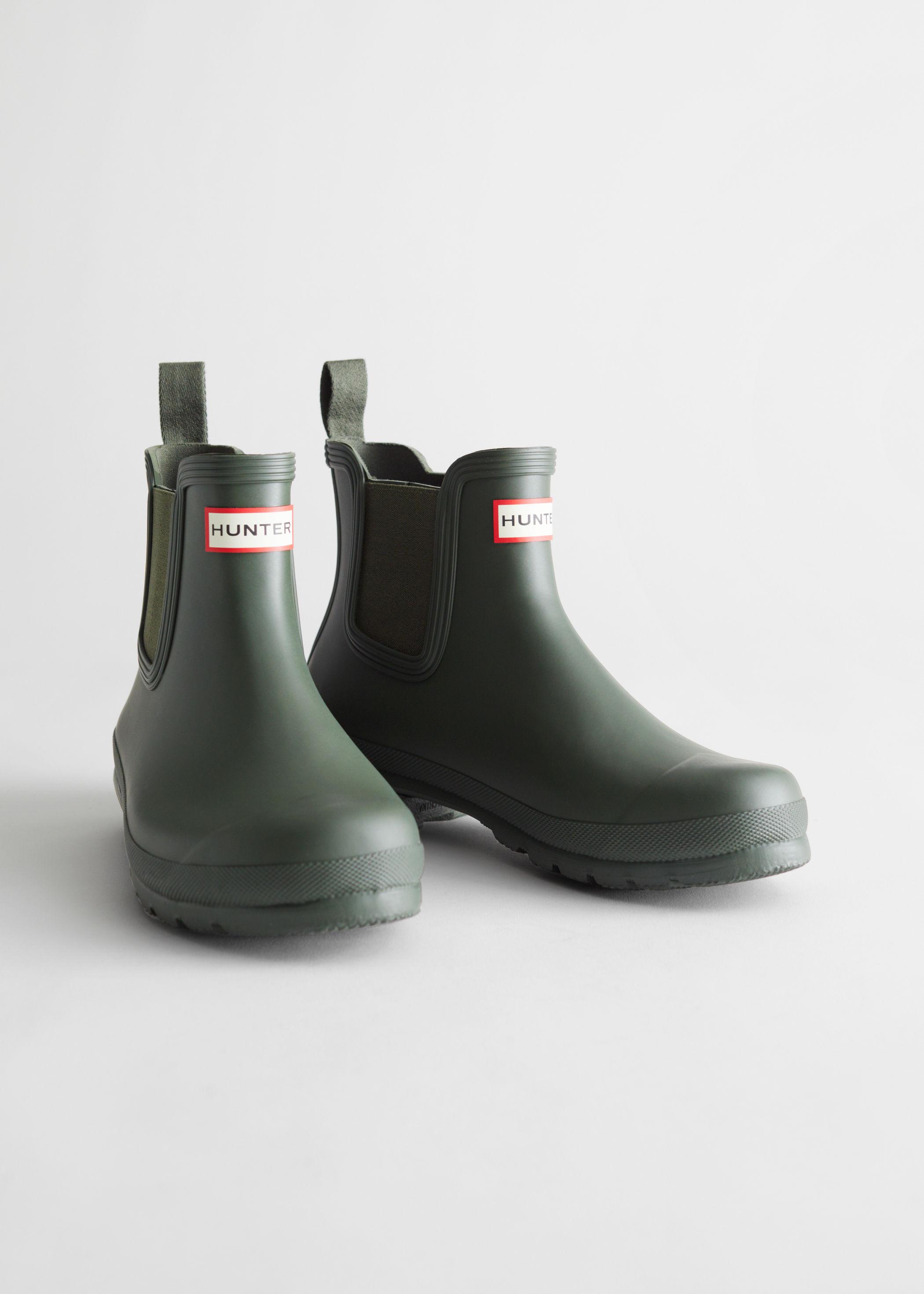 Korte Chelsea-støvler