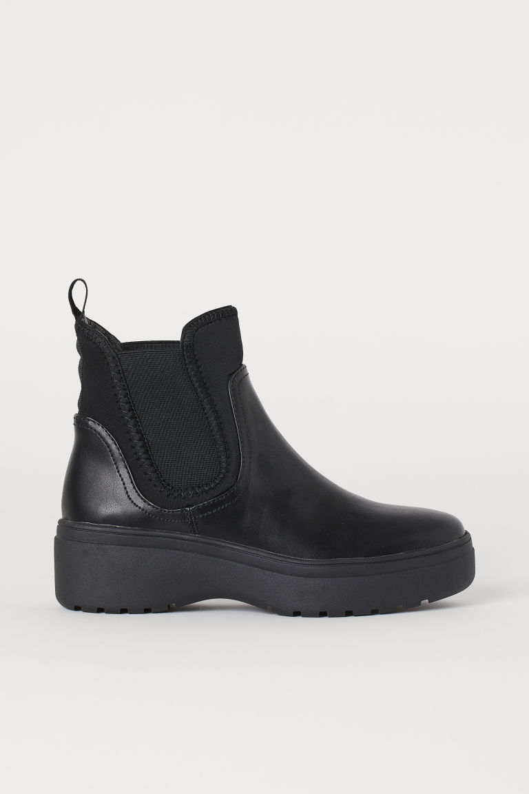 Vinterens trendsko - boots 4