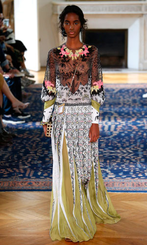 Valentino ss17. Foto: Getty Images