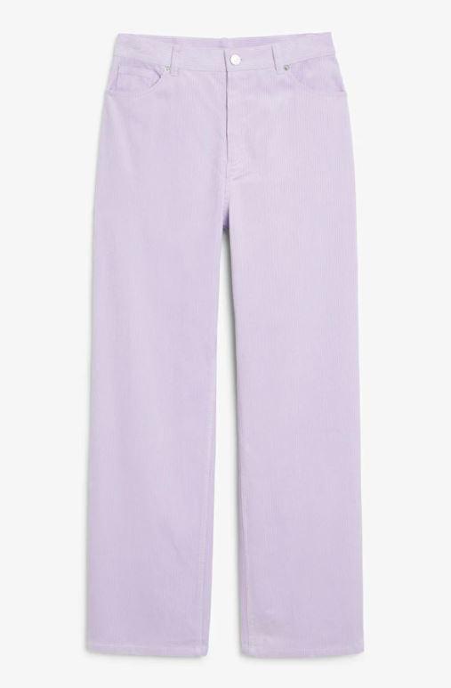 Matchende bukse