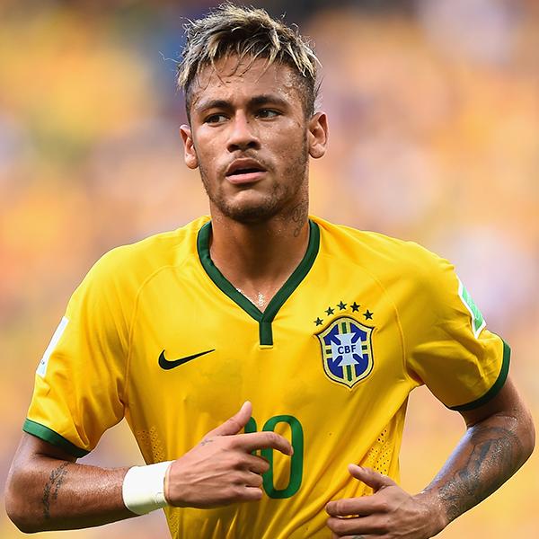 Neymar den nye Beckham